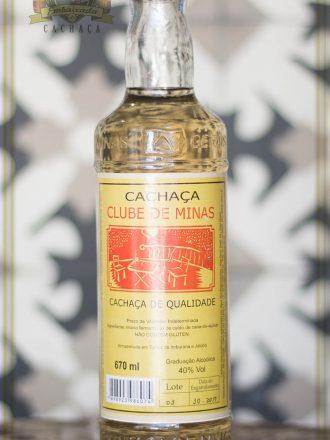 Cachaça Clube de Minas 670ml